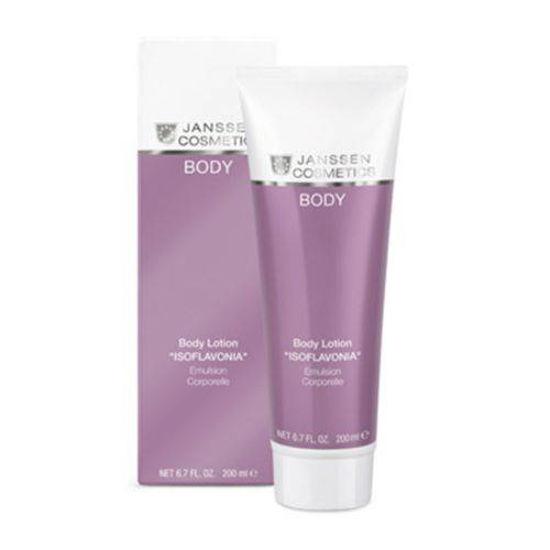 Janssen Cosmetics Isoflavonia losjon za telo, 200 mL