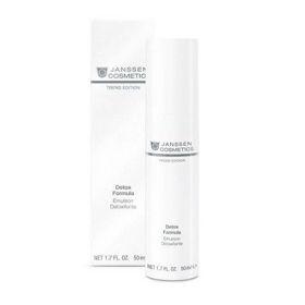 Slika Janssen Cosmetics Detox Formula emulzija, 50 mL