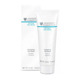 Slika Janssen Cosmetics vlažilna maska za suho kožo v gelu, 50 mL