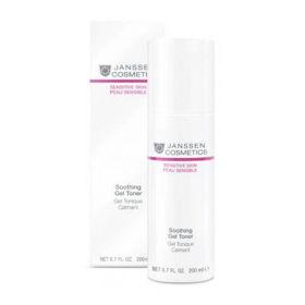 Slika Janssen Cosmetics pomirjevalni tonik v gelu za občutljivo kožo, 200 mL