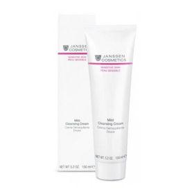 Slika Janssen Cosmetics nežna čistilna krema za občutljivo kožo, 150 mL