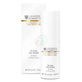 Slika Janssen Cosmetics Eye Care nežna krema za predel oči, 15 mL