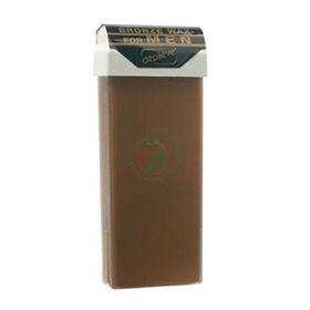 Slika Vosek Bronze v vložku s širokim valjčkom za moške, 100 g