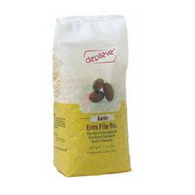 Slika Depileve Extra Karite vosek v granulah, 500 g