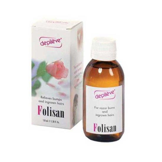 Depileve Folisan losjon proti vraščanju dlak, 150 mL