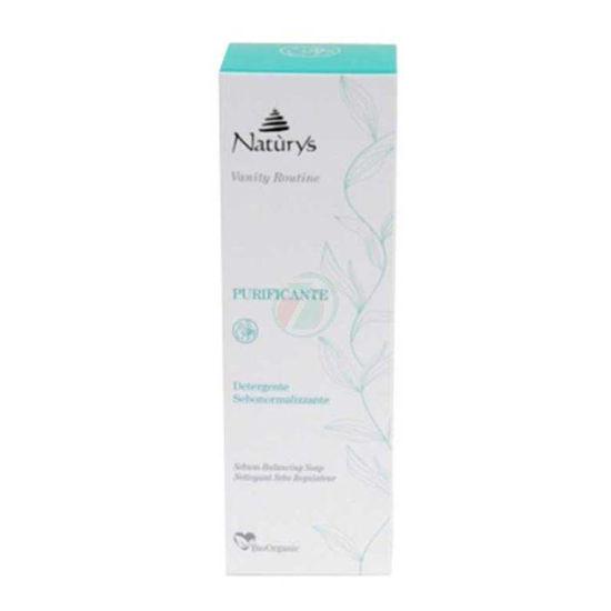 Bema Naturys čistilni gel za uravnavanje izločanja sebuma, 200 mL