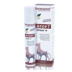 Slika Dermoscent Atop 7 blažilna emulzija za pse in mačke, 75 mL