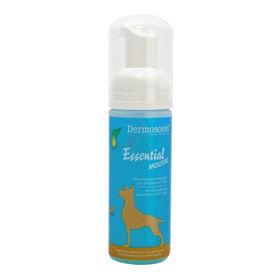 Slika Dermoscent Essential Mousse pena za čiščenje brez izpiranja za pse, 150 mL