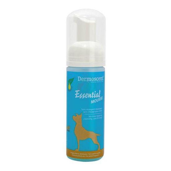 Dermoscent Essential Mousse pena za čiščenje brez izpiranja za pse, 150 mL