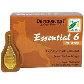 Slika Dermoscent Essential 6 Spot-on kožni nanos za pse od 20-40 kg, 4 pipete