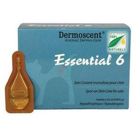 Slika Dermoscent Essential 6 Spot-on kožni nanos za mačke, 4 pipete