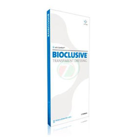 Slika Bioclusive prozoren poliuretanski film 10,2 cm x 12,7 cm, 50 kom.