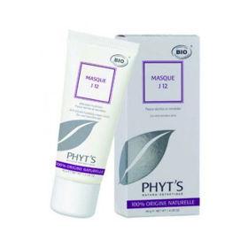Slika Phyt's Masque J 12 maska za suho in občutljivo kožo, 40 g