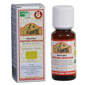 Slika Endovital tinktura propolisa, 20 mL