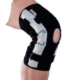 Slika Ligaflex črna ortoza za kolenske vezi s stranskimi gibljivimi oporami