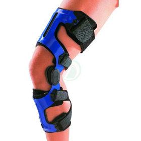 Slika Genu Pro Control dvoosna opora za koleno - leva noga