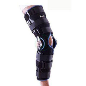 Slika Ligaflex Post Op zaprta opora za koleno s pregibom