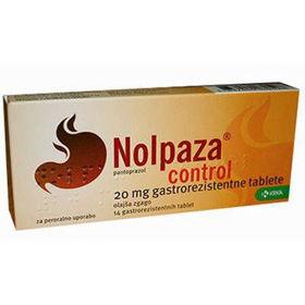 Slika Nolpaza control, 14 tablet