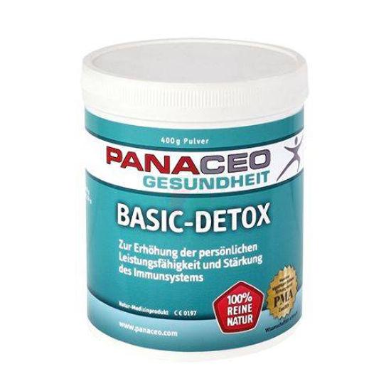 Panaceo Basic Detox prah, 400 g