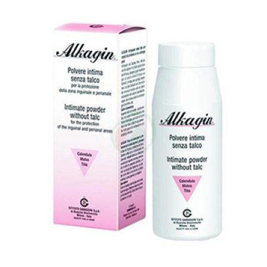Alkagin puder za dnevno intimno higieno, 100 g