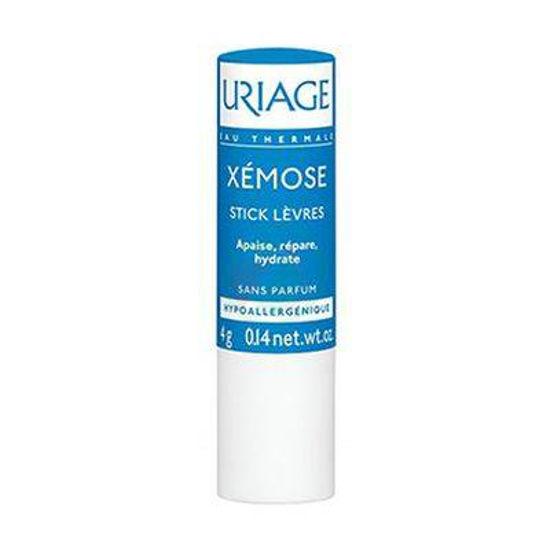 Uriage Xemose balzam za ustnice, 4 g