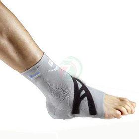 Slika Malleo Pro Activ opornica za gleženj z izboljšanim proprioceptivnim učinkom - desna opornica