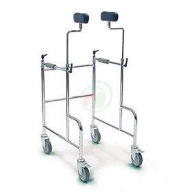 Slika 4- kolesni sprehajalnik GMA z oblazinjenima podpornikoma za rame