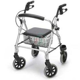 Slika 4- kolesni sprehajalnik LIGERO, lahek - 7 kg; sedež višine 51 cm