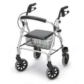 Slika 4- kolesni sprehajalnik LIGERO, lahek - 7 kg; sedež višine 56 cm