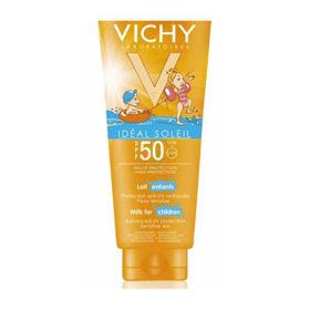 Slika Vichy Ideal Soleil nežno otroško mleko, 300 mL