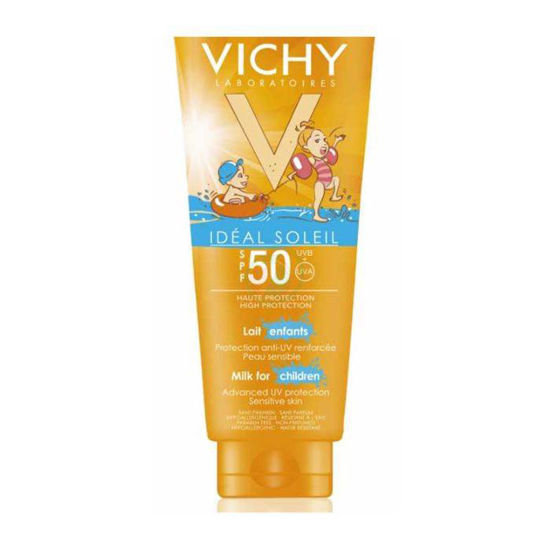Vichy Ideal Soleil nežno otroško mleko, 300 mL