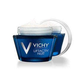 Slika Vichy Liftactiv Derm Source nočna krema za obraz, 50 mL