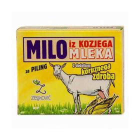 Slika Milo iz kozjega mleka za piling s koruznim zdrobom, 70 g