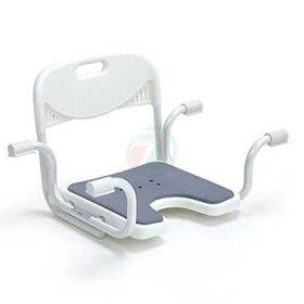 Slika Pripomoček za invalide 9403-B - sedež za v kad z naslonjalom za hrbet