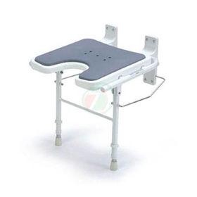 Slika Pripomoček za invalide 9404-A - stol za prhanje - zložljiv