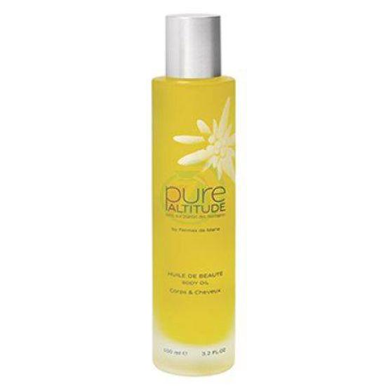 Pure Altitude suho olje za telo in lase, 100 mL