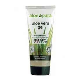 Slika AloePura aloe vera 99,9% gel za kožo, 200 mL