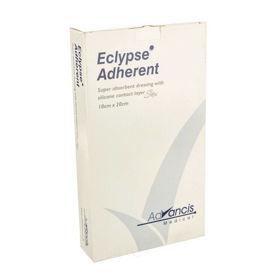 Slika Eclypse Adherent visoko vpojne obloge s stično plastjo 10x10 cm, 10 oblog