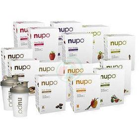 Slika Nupo 1-mesečni vzdrževalni paket za učinkovito hujšanje, 1 paket