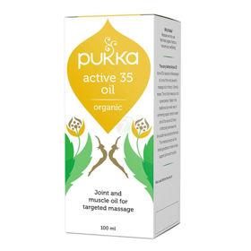 Slika Pukka Active 35 aktivno olje, 100 mL