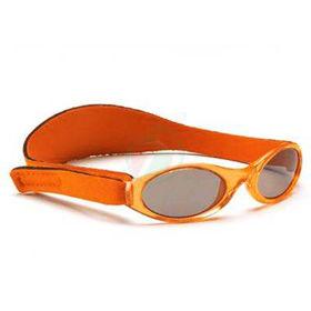 Slika Baby Banz Adventure oranžna sončna očala za otroke od 2 do 5 let