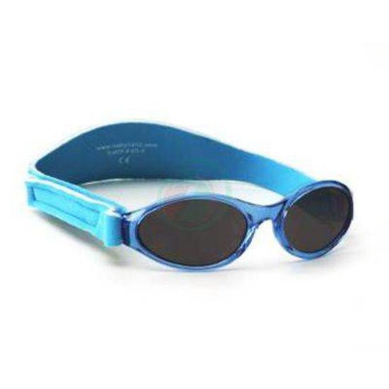 Baby Banz Adventure aqua modra otroška sončna očala do 2 let