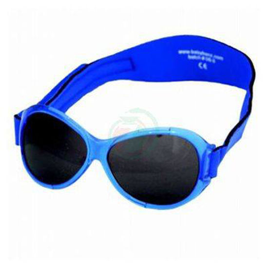Baby Banz Adventure aqua modra otroška sončna očala od 2 do 5 let