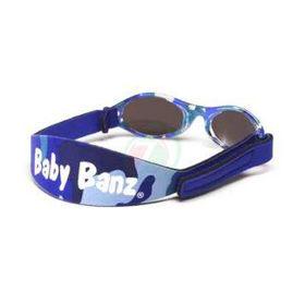 Slika Baby Banz Adventure camo modra otroška sončna očala od 2 do 5 let