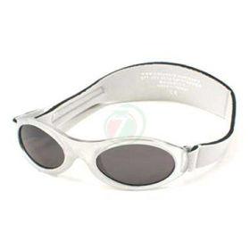Slika Baby Banz Adventure srebrna otroška sončna očala od 2 do 5 let