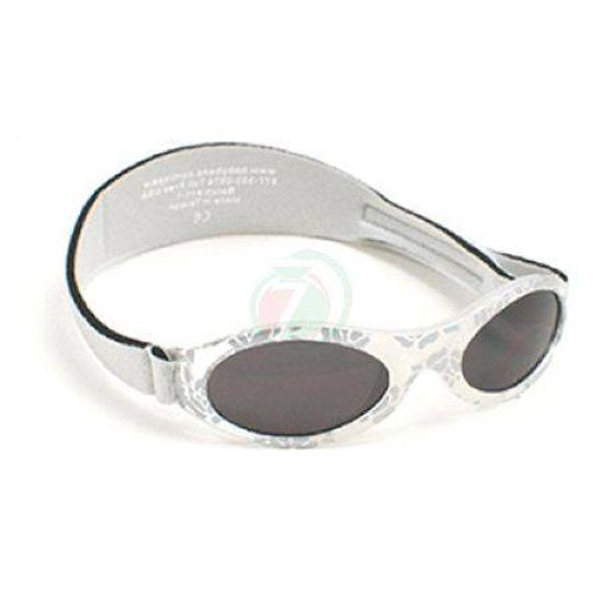 Baby Banz Adventure srebrni lističi otroška sončna očala od 2 do 5 let