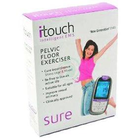 Slika I-Touch Sure aparat za urgentno inkontinenco v paketu z vaginalno sondo