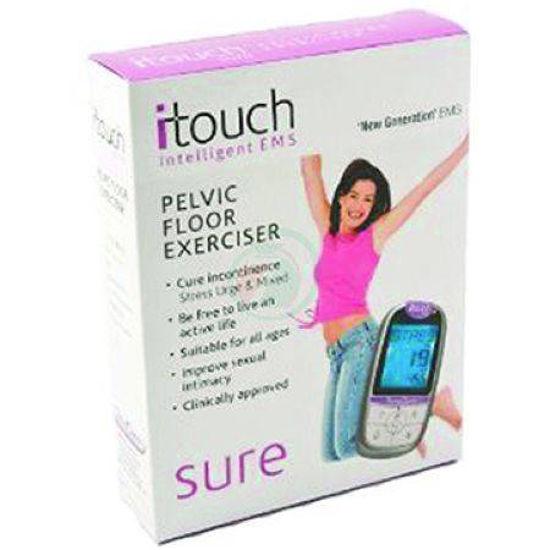 I-Touch Sure aparat za urgentno inkontinenco v paketu z vaginalno sondo