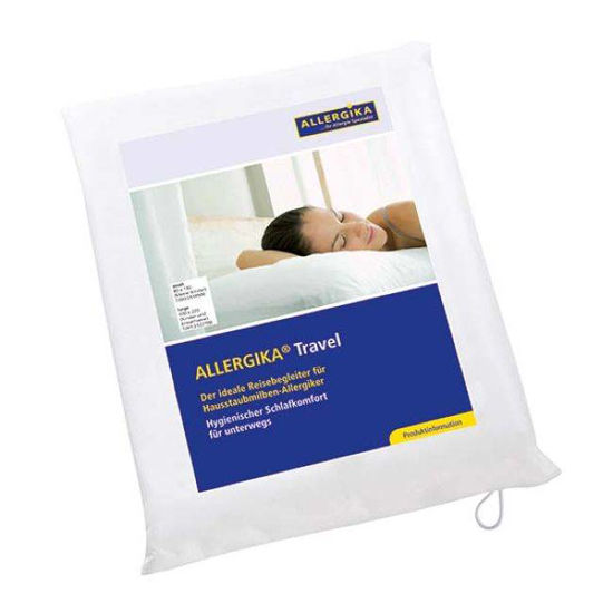 Allergika Travel antialergijska spalna vreča 100x220 cm