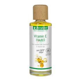 Slika Bergland 100% naravno E vitamin olje, 125 mL